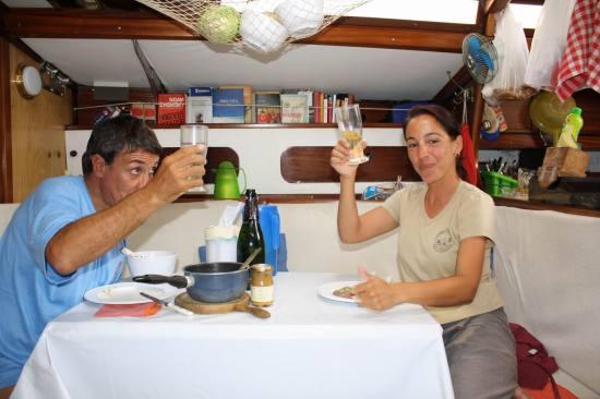 champagne nuevacaledonio